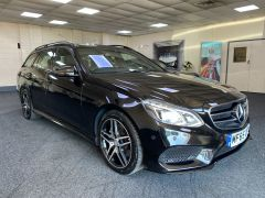 Used MERCEDES E-CLASS for sale