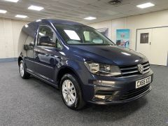Used VOLKSWAGEN CADDY for sale