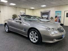 Used MERCEDES SL for sale