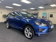Used VOLKSWAGEN TOUAREG for sale