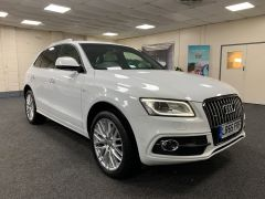 Used AUDI Q5 for sale